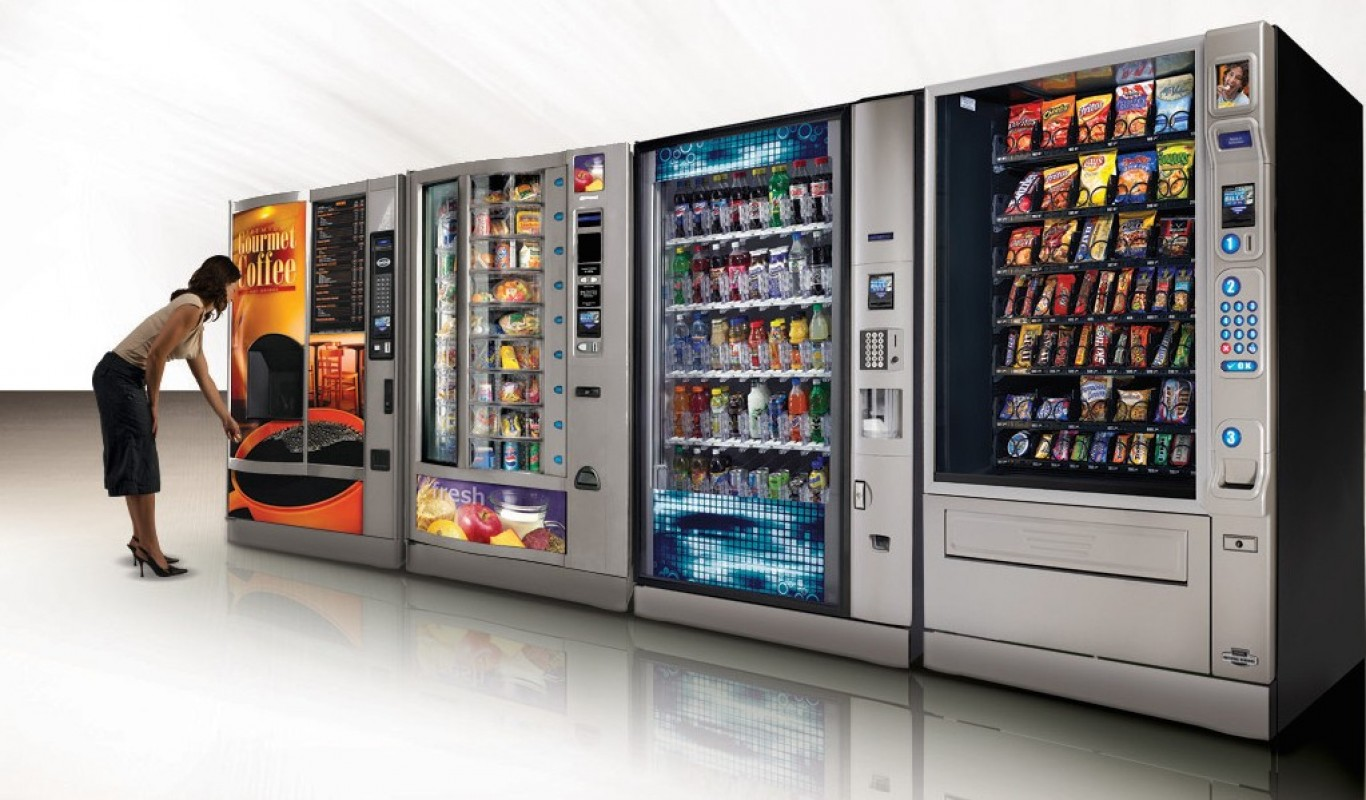 How to Write a Vending Machine Business Plan